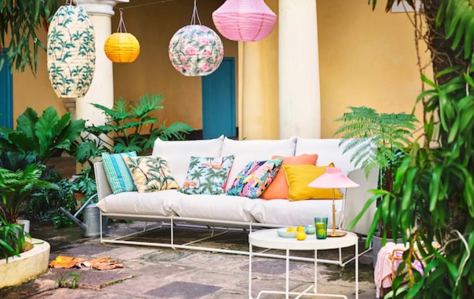3 zomersferen en je Tuin als verlengstuk van je leefruimte